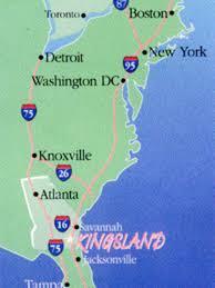 Interstate 95 In Georgia Wikipedia Visit Kingsland U2013 Where Is Kingsland Georgia U2013 Georgia Coast At I