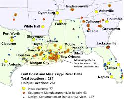 Florida Gulf Beaches Map by Restore Act Fines Could Provide Job Opportunities In Gulf Coast