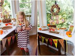 thanksgiving day party ideas thanksgiving dessert table by double fun the parties with