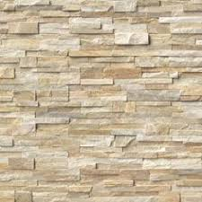 Natural Stone Backsplash Tile by 12 In X 12 In Chiaro Tumbled Natural Stone Mosaic Subway Wall Tile