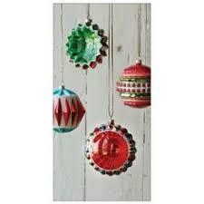 glitterville parisian posies ornaments dolly