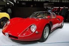 alfa romeo stradale 1968 alfa romeo 33 stradale autos ca