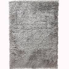 1001 Area Rugs Home Dynamix Montage Gray Solid Shag 7 Ft 10 In X 10 Ft 2 In