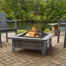 Real Flame Fire Pit - real flame morrison outdoor fire pit free shipping today