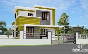 double floor homes u2013 kerala home design