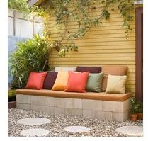 How To Build Patio Bench Seating Diy Outdoor Bench In Less Than An Hour