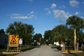 apopka florida campground orlando nw orange blossom koa