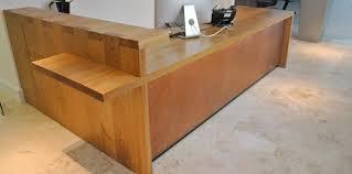 Reception Desk Wood by Aka Design Modern U0026 Stylish Reception Desks And Interiors