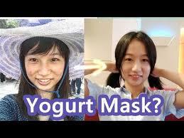 Masker Rambut Garnier review garnier yogurt sleeping mask my acne story with accutane