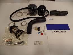 fits isuzu 4jb1 engine complete turbo water pump application new