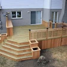 Backyard Steps Ideas 130 Best Deck Steps Porch Steps And Other Ideas For Outdoor