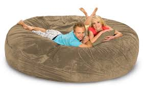 8ft giant chillsack cover only foam filled bean bag