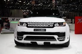 range rover coupe 2014 geneva 2014 hamann mirr6r u0026 range rover sport
