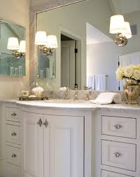 Restoration Hardware Bathroom Cabinet by Sweet Bathroom With White Curved Extra Wide Single Bathroom