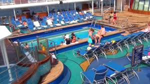 disney cruise line disney magic cruise ship tour part 1 deck