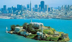 San Francisco Sightseeing Map by Alcatraz Tickets Tour Package Bay City Guide San Francisco