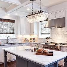 Small Kitchen Chandeliers Innovative Kitchen Island With Chandelier 25 Best Ideas About