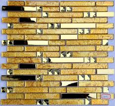 metal and glass diamond chrome stainless steel backsplash tiles