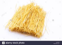 bof cuisine italienische tagliolini al bof pasta noodles stock photo 17176368