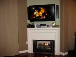 fake fireplace best home interior and architecture design idea