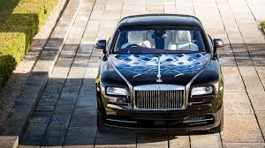 rolls royce front roger daltrey just gave rolls royce wraith a new look