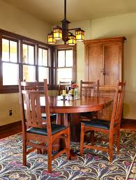 Arts And Crafts Dining Room Furniture by Arts And Crafts Cordillera Ranch