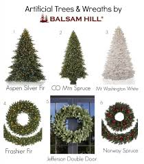 our balsam hill christmas tree