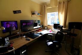 Atlantic Gaming Computer Desk by Bedroom Glamorous Furniture Capticating Best Gaming Computer