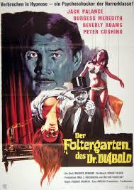 beautiful garden movie torture garden 1967 beautiful horror movie posters pinterest