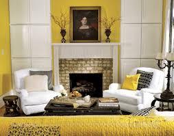 Home Design Ideas Home Design - Yellow living room decor