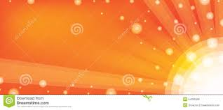 Light Orange Color by Banner Ball Orange Stock Vector Image 54393499
