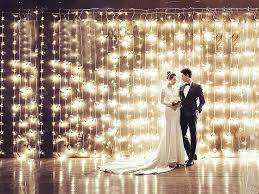 2m 138led star curtain lights great decoration for wedding