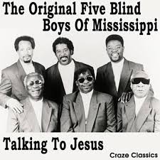 leave you in the hands of the lord the original five blind boys