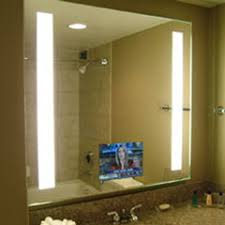 lighted mirrors for bathroom pretty led lighted mirrors bathrooms bathroom lighting marvelous