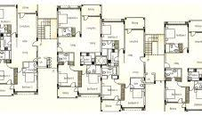multifamily house plans house plansifamily indiani family design apartment canada