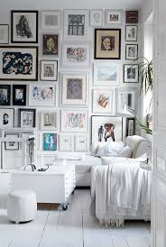 How To Design A Gallery Wall How To Build A Floor To Ceiling Gallery Wall