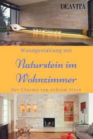Wohnzimmer Design Mit Stein Die Besten 25 Natursteinwand Wohnzimmer Ideen Auf Pinterest Tv