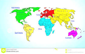 World Maps With Countries by World Maps With Countries Names Hd Map Country Region Color