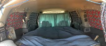 minivan nissan quest interior price update 3200 minivan camper nissan quest with queen size