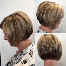 hairstyle for older women short style in warm mahogany the best hairstyles for women over 50 80 flattering cuts 2018 update