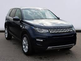 land rover discovery sport 2017 2017 land rover discovery sport diesel sw 2 0 td4 180 hse 5dr