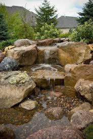 Water Features Backyard by 132 Best Pondless Waterfall Ideas Images On Pinterest Backyard