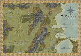 Dnd Maps Map Of The Month A Nother View Of The Havenscoast Tolrendor