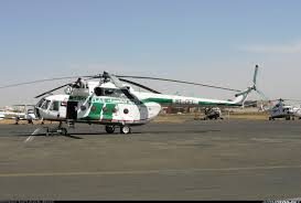 Mi Flag Photo Mi 17 St Gfc Green Flag Helicopter Database Net