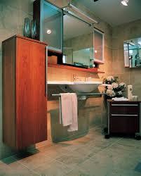 creating an attractive universal design bath fulton homes