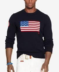 macy s ralph sweaters polo ralph s team usa flag graphic sweater sweaters