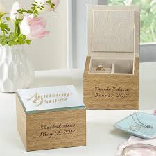 jewelry box favors personalized jewelry boxes at personal creations