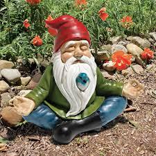 Lawn Gnome by Zen Garden Gnome The Green Head