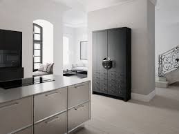 siematic classic the chinese wedding cabinet in black oak