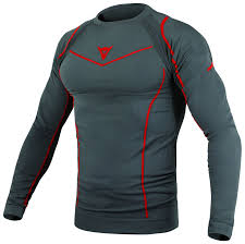 dainese dynamic cool tech ls shirt size sm only revzilla
